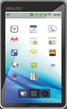 Aakash Tablet with specifications