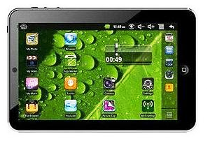 Wespro Tablet