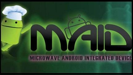 MAID - Android based Microwave Oven