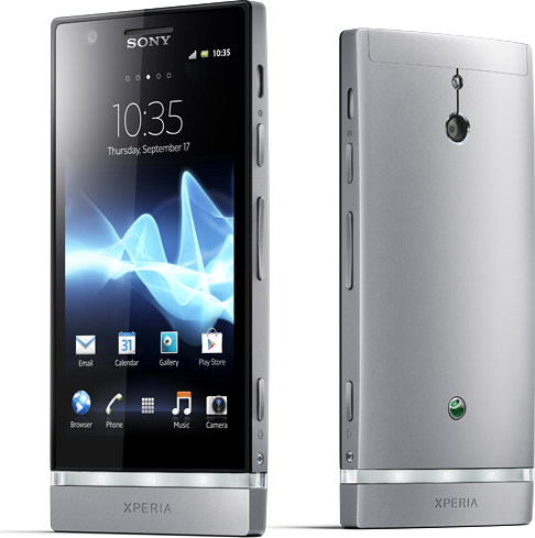 sony xperia p images