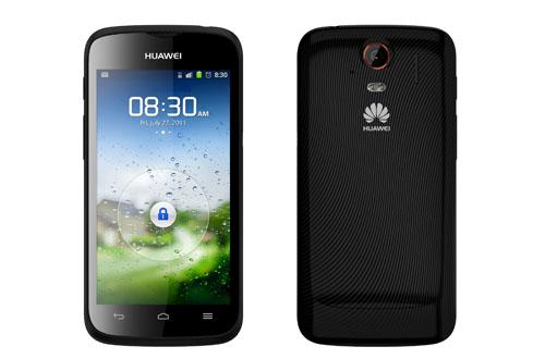 Huawei Ascend P1 LTE: features and specifications