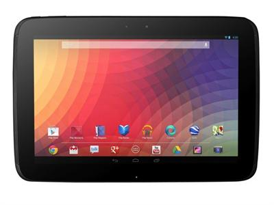 Samsung Google Nexus 10 Tablet – Full Specifications, Features and Price in USA
