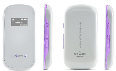 Winknet Mf50 3G Wireless Pocket Router