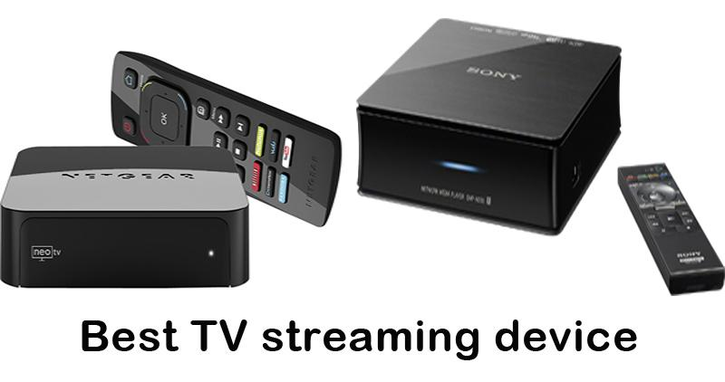 Best TV streaming devices available in the market with lowest online price and availability in India