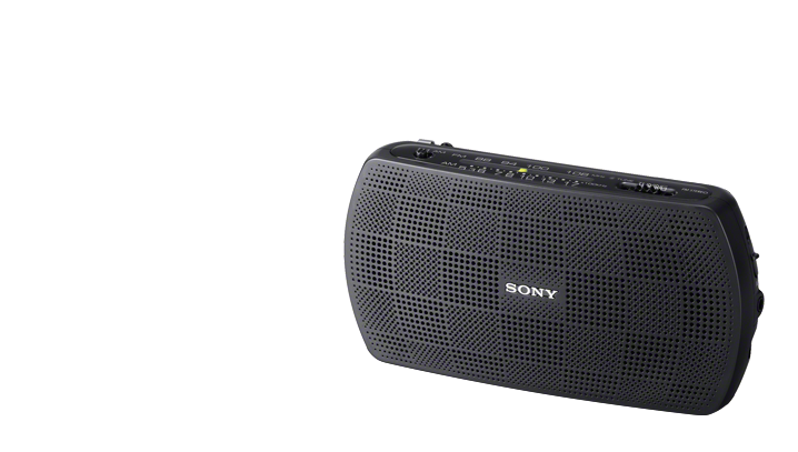 Sony Radio mp3 player