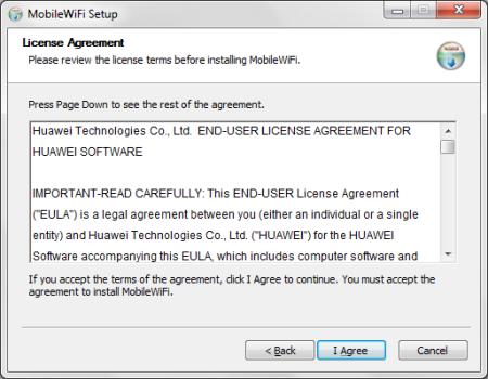Huawei E355 Pocket WiFi - Setup, Configuration and