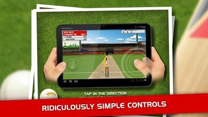 Top cricket games for Android tablets and smartphones