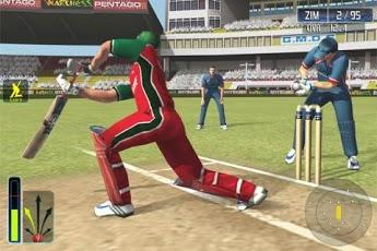 Great cricket games for Android tablets and smartphones