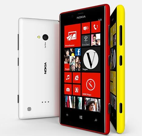 Nokia Lumia 720: How to buy it online from Clove UK