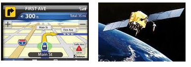 GPS - Global Positioning System - Sensor in Smartphone
