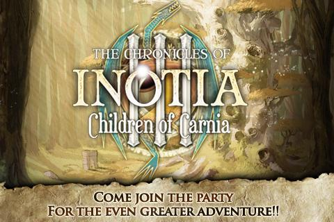 Inotia-3 Android game: play guidelines, tips, tricks and