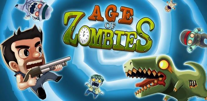 Age of Zombies top action game