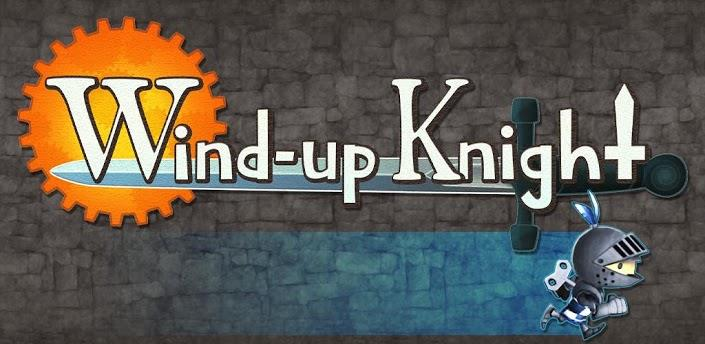 Wind-Up Knight top action game