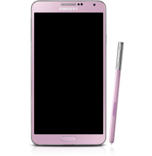 Samsung Galaxy Note 3 - Pink