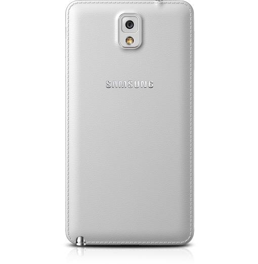 Samsung Galaxy Note 3 Back - White