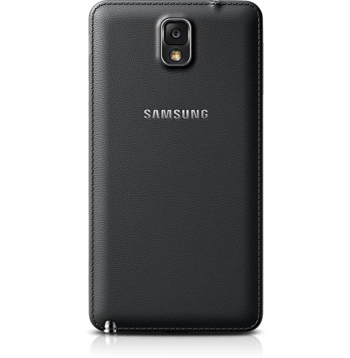 Samsung Galaxy Note 3 Back - Black