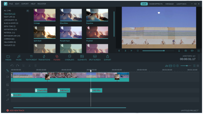 Wondershare Filmora 7 8 Review Video Editor