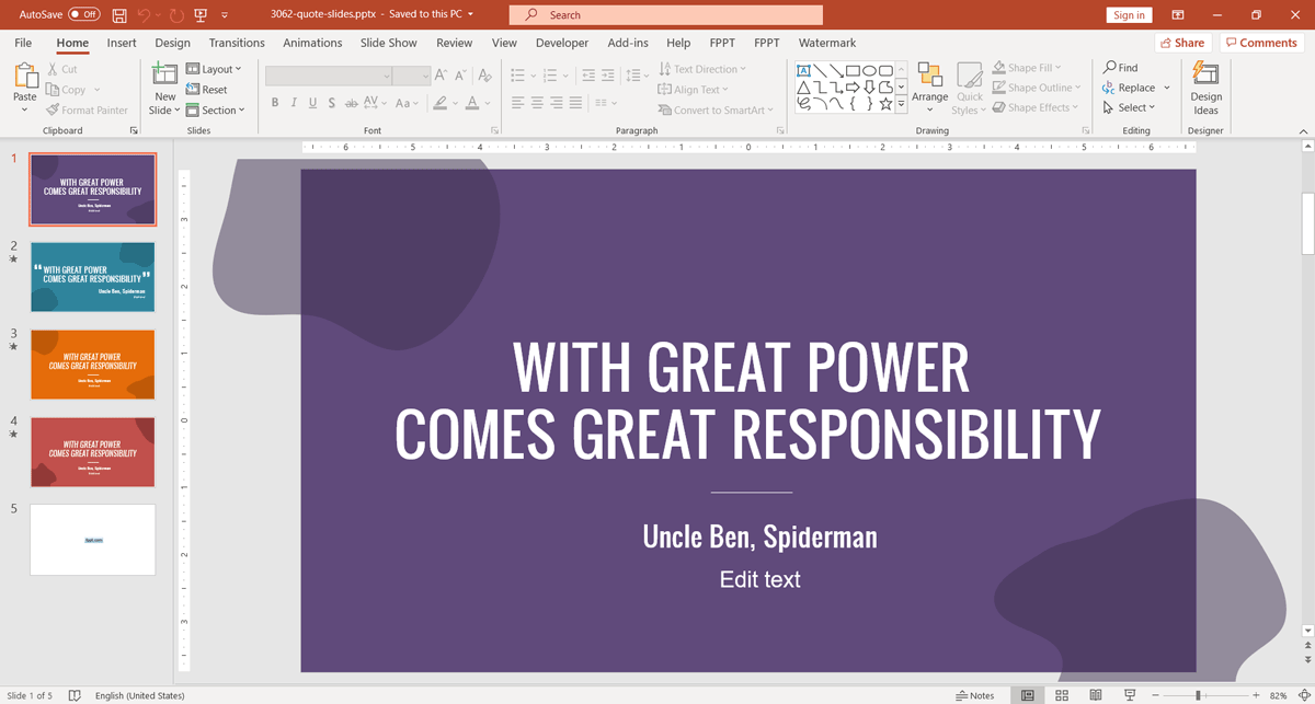 Level Up Your Presentations With Free Powerpoint Templates By Fppt Com