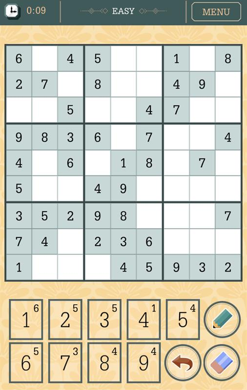 Arkadium Games Sudoku