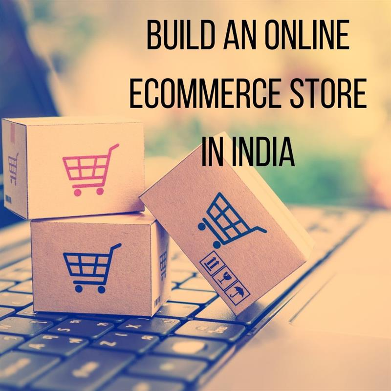 Build an online eCommerce store in India