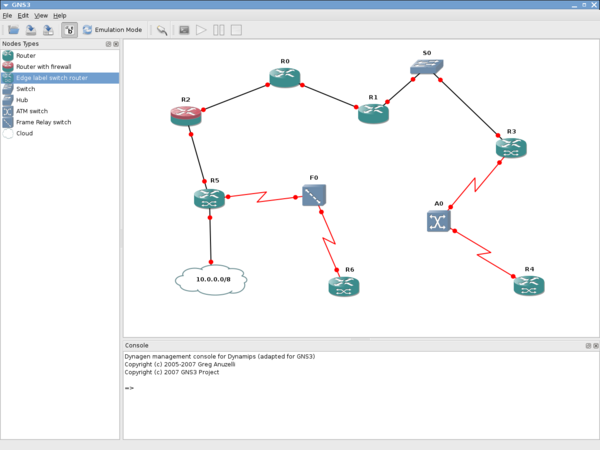 Gns3 Graphical Network Simulator