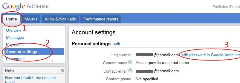 Cannot Login To Email Account
